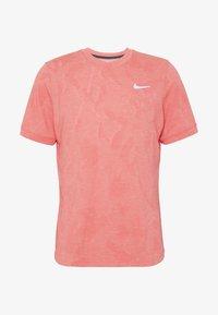 Nike Performance - DRY  - Camiseta básica - laser crimson/white - 3