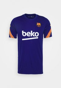 Nike Performance - FC BARCELONA - Club wear - deep royal blue/amarillo - 4