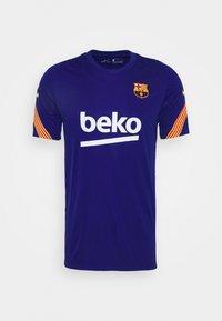 FC BARCELONA - Club wear - deep royal blue/amarillo