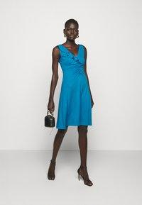 Pinko - AUSTRALIANO  - Jersey dress - teal - 1
