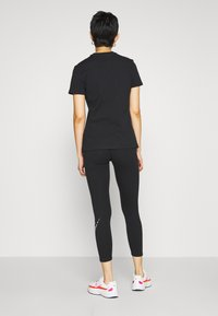 Nike Sportswear - PACK - Leggings - Trousers - black - 2