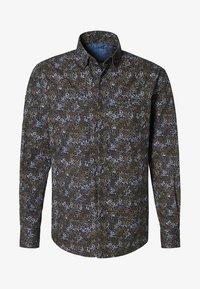 Pierre Cardin - Shirt - dark blue - 5