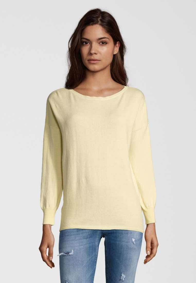 Blaumax - JOLINA - Jumper - yellow