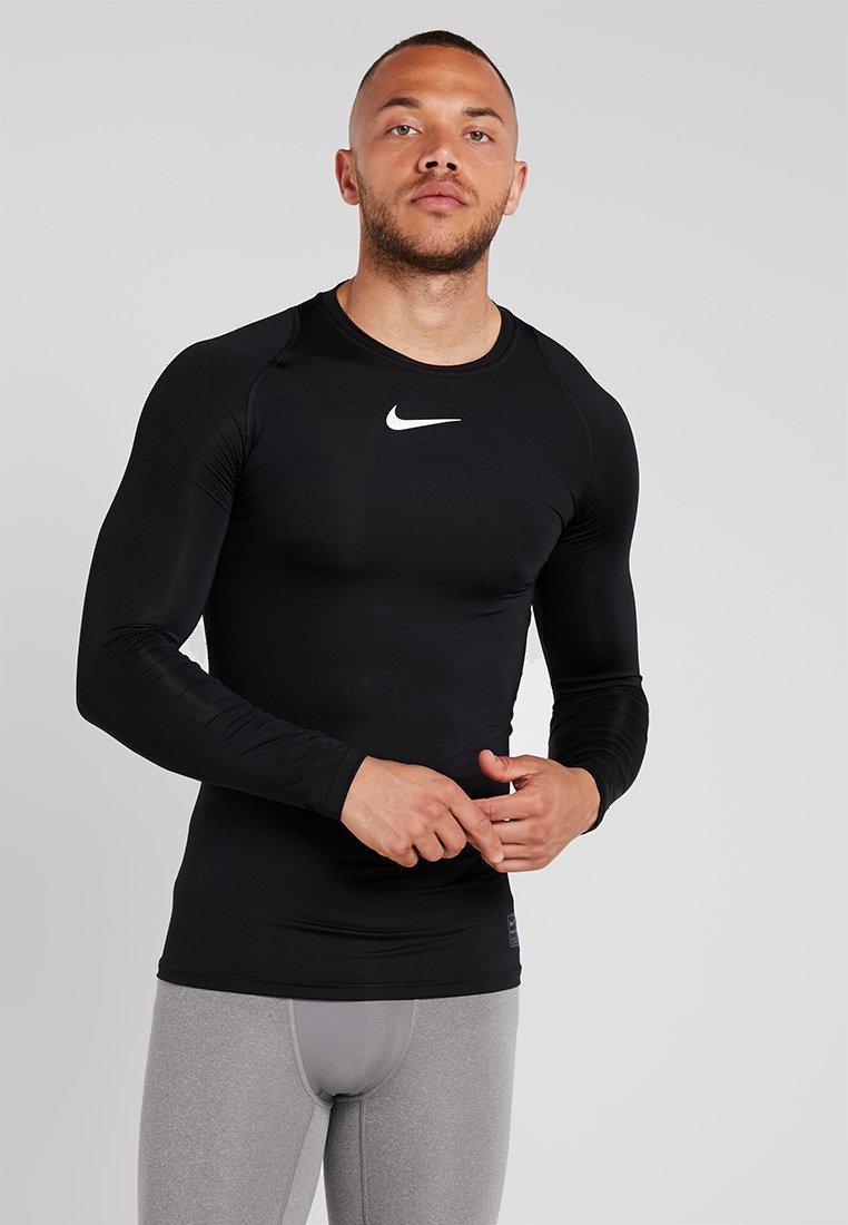 Nike Performance - PRO COMPRESSION - Undertröja - black/white