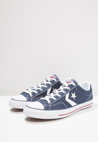 Converse - STAR PLAYER - Baskets basses - navy/white
