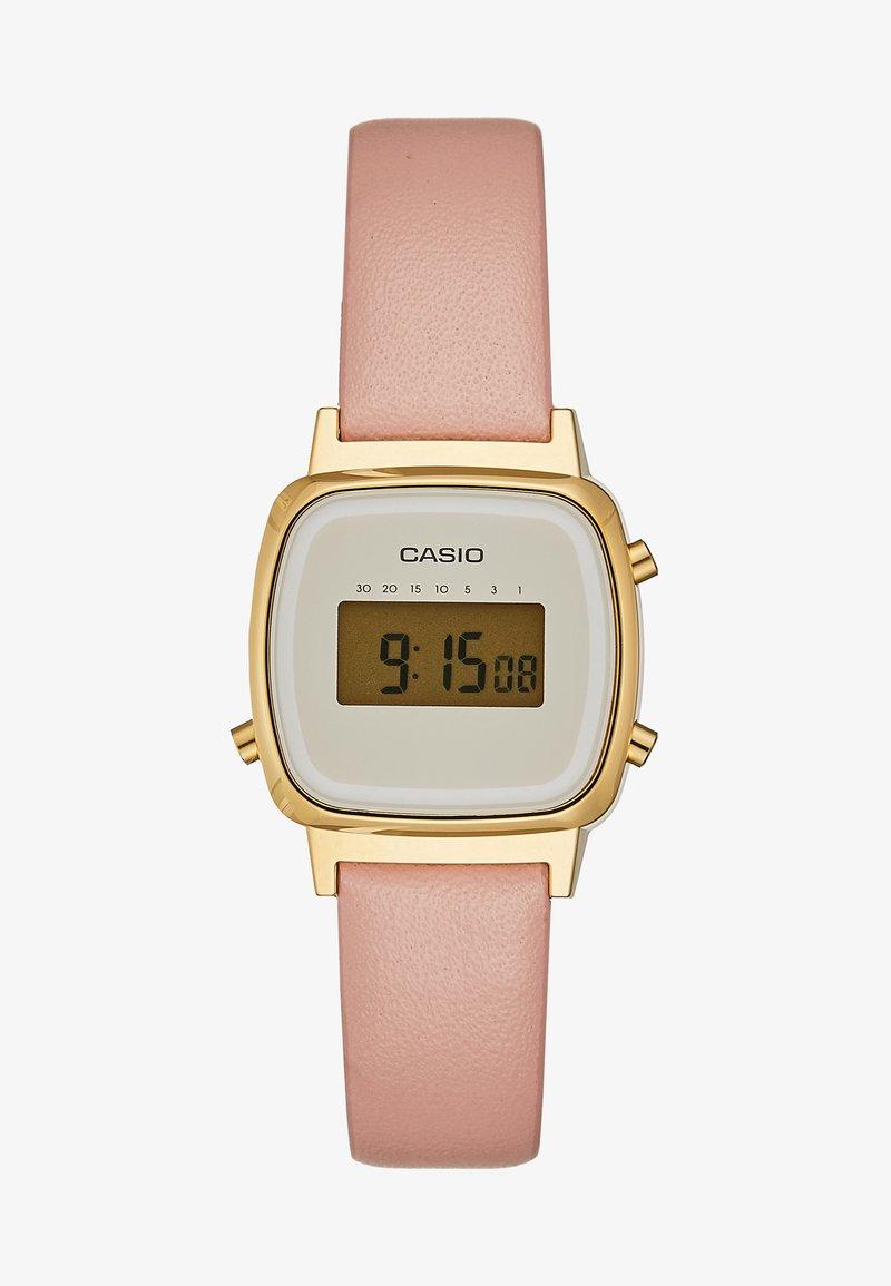 Casio - Digitální hodinky - rose