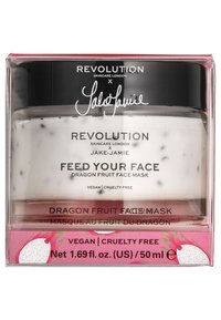 Revolution Skincare - REVOLUTION SKINCARE X JAKE – JAMIE DRAGON FRUIT FACE MASK - Masker - - - 2