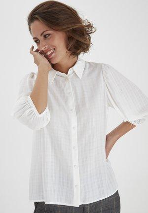 FXTASHA - Button-down blouse - antique