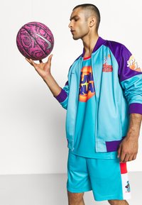 Outerstuff - SPACE JAM 2 GAME CHANGER JACKET - Giacca sportiva - teal - 3