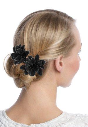 SET - Hair styling accessory - black