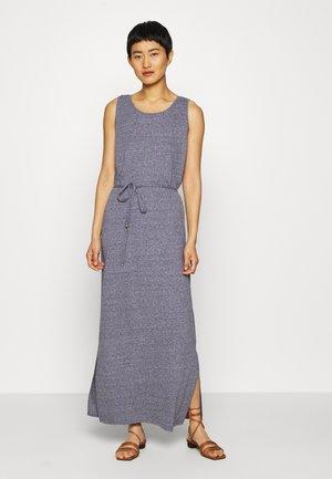 Maxi dress - electric blue