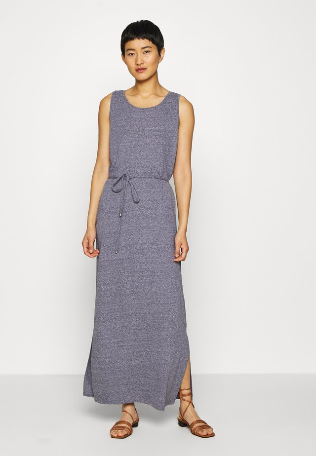 Maxi dress - electric blue