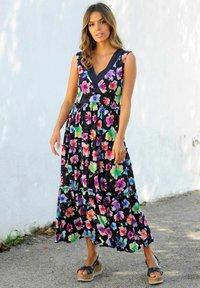 Alba Moda - Day dress - marineblau - 4