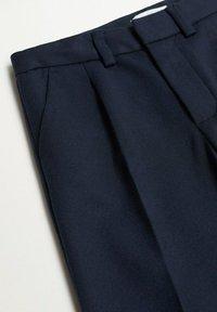 Mango - Suit trousers - dark navy - 2