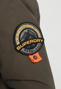 Superdry - EVEREST  - Vinterjakker - khaki - 7