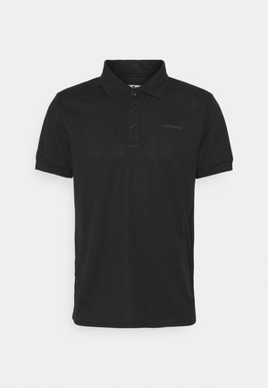 BELLMONT - Polo shirt - black