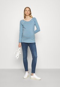 Esprit Maternity - Long sleeved top - shadow blue - 1