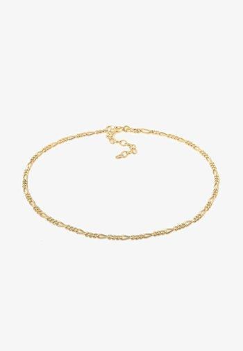 ANKLET BASIC - Bracelet - gold-coloured