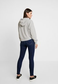 Wrangler - HIGH RISE - Jeans Skinny - night blue - 2