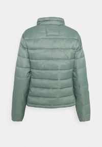 ONLY - ONLSANDIE QUILTED JACKET  - Lett jakke - chinois green - 8