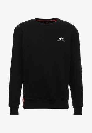 BASIC SMALL LOGO - Sweatshirt - black