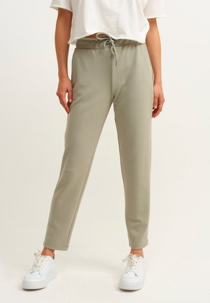 Tracksuit bottoms - seagrass