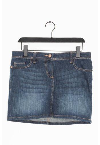 Spódnica jeansowa - blue