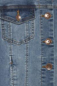 PULZ - PZSIRA  - Denim jacket - light blue denim - 6