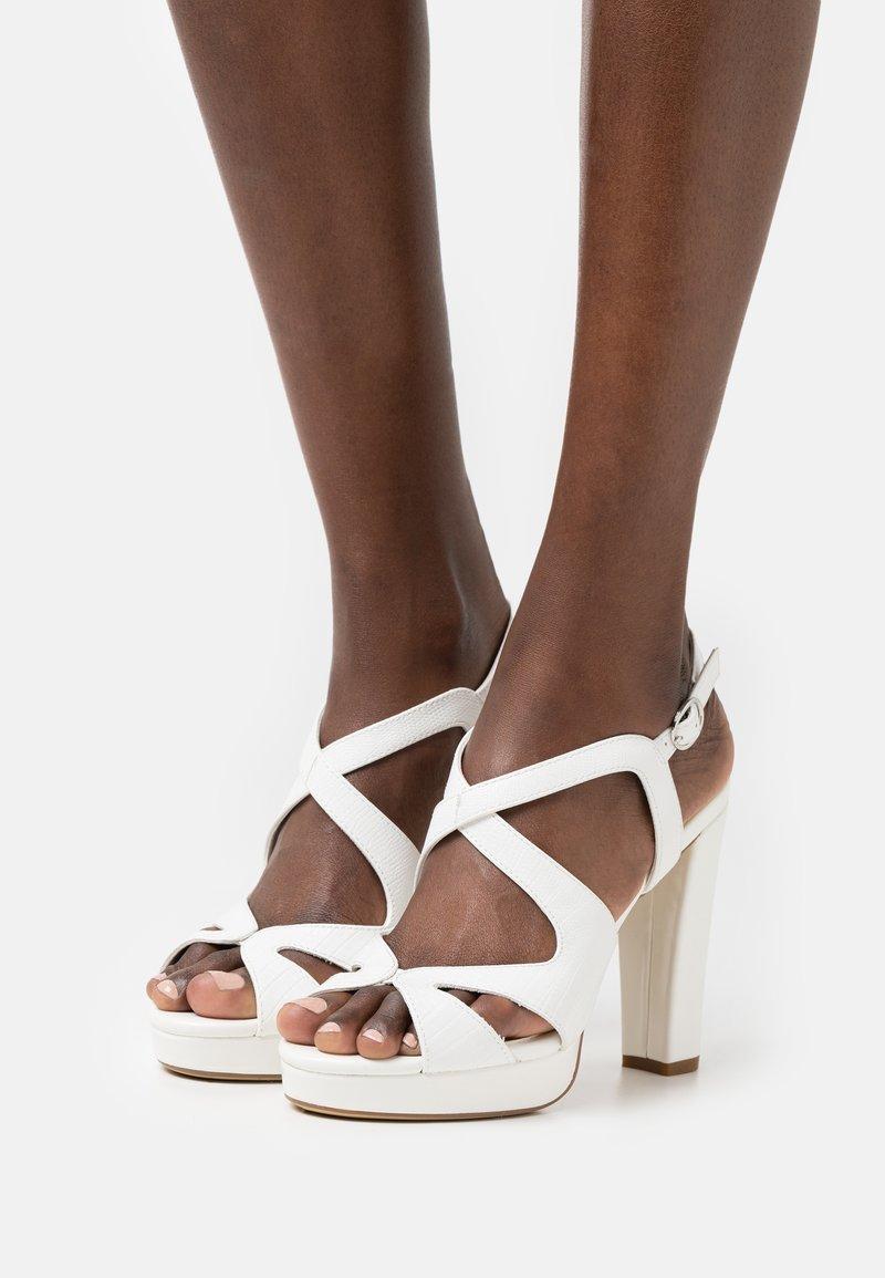 Anna Field - Platform sandals - white