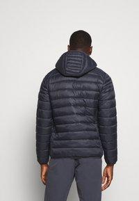 CMP - MAN JACKET ZIP HOOD - Winter jacket - antracite - 2