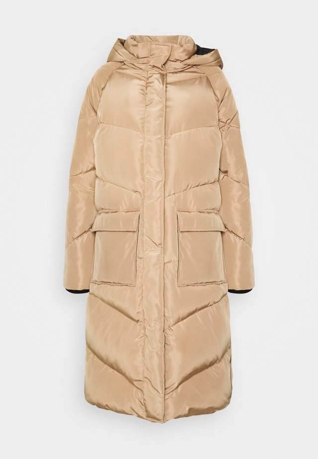OLLY  - Zimní kabát - warm sand