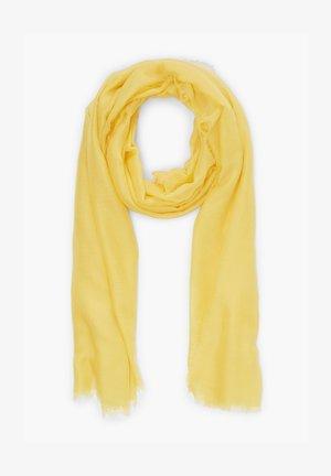 MIT FRANSEN - Scarf - yellow
