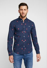 TOM TAILOR DENIM - Shirt - navy blue - 0