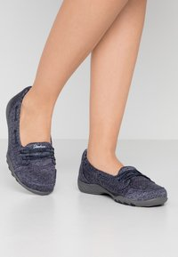 Skechers Wide Fit - SYNERGY 3.0 - Trainers - navy - 0
