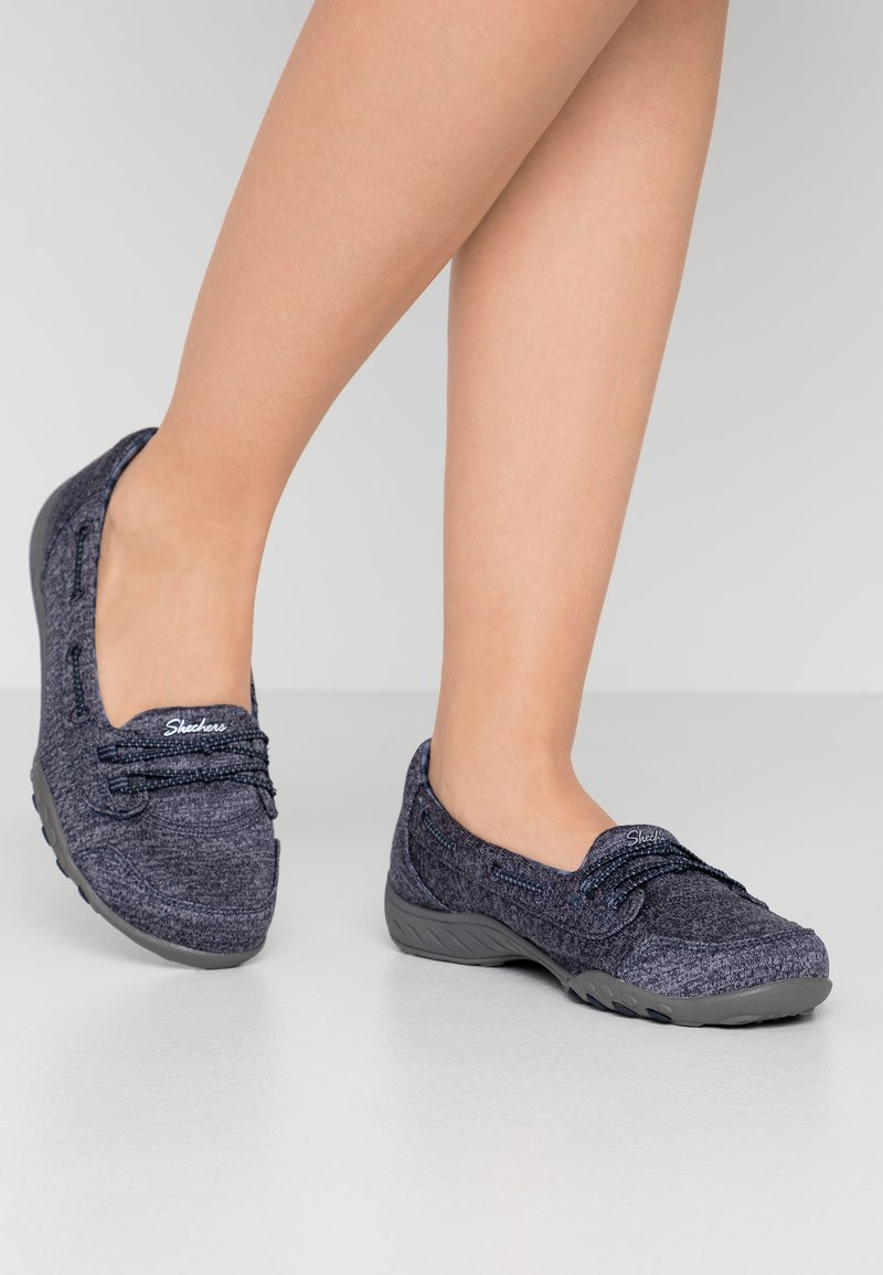 Skechers Wide Fit - SYNERGY 3.0 - Trainers - navy