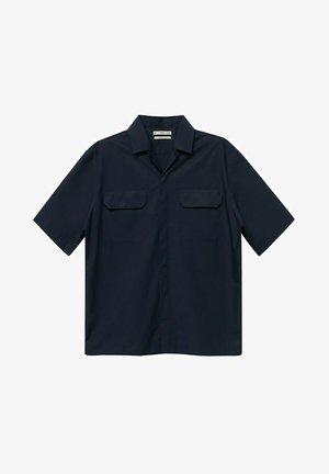 LORCA - Shirt - mørk marineblå