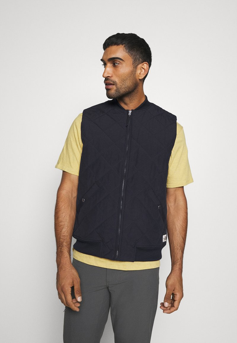 The North Face - CUCHILLO VEST  - Waistcoat - aviator navy