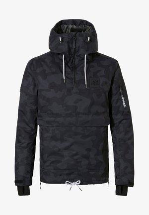 Outdoorjas - camo black