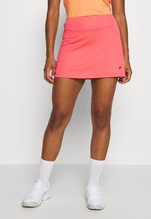 SKORT DORA - Sportovní sukně - calypso coral