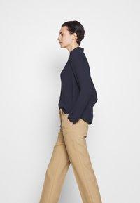 Filippa K - MARIELLE - Button-down blouse - navy - 4