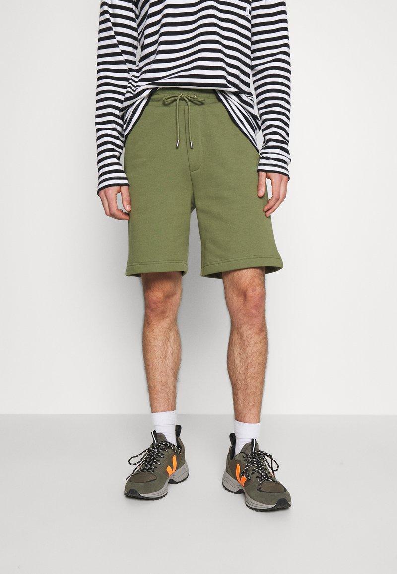 Minimum - ZINFANDEL - Shorts - olivine