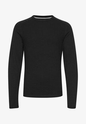 BHNORUN  - Stickad tröja - dark navy