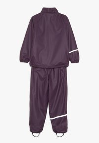 CeLaVi - RAINWEAR SET - Vodotěsná bunda - blackberry wine - 2