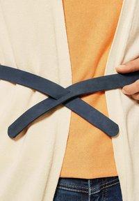 Street One - Braided belt - blau - 1