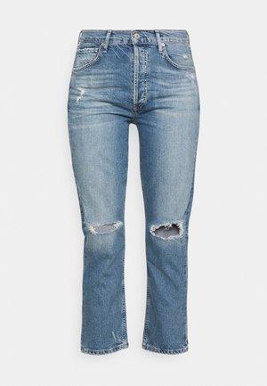 CHARLOTTE - Straight leg jeans - morning light