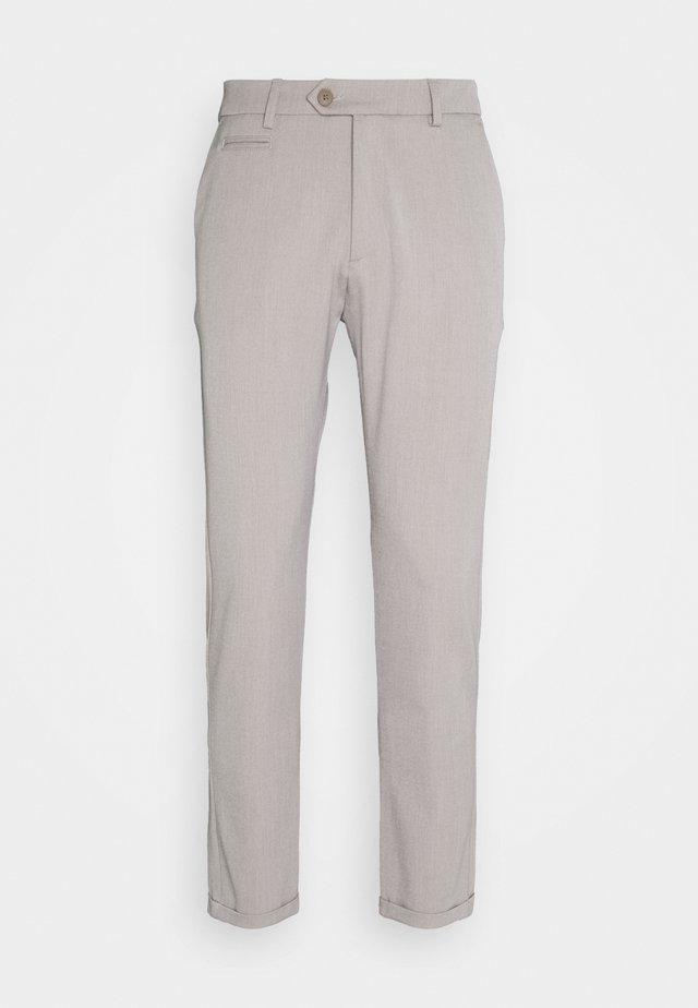 COMO LIGHT SUIT PANTS - Pantalon de costume - mirage grey