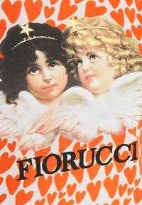 Fiorucci - VINTAGE ANGELS TEE HEARTS - T-shirt con stampa - orange/white - 2