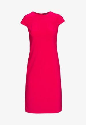 BONDED DRESS - Etuikjole - berry sorbet