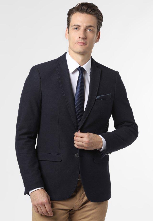 BILL - Suit jacket - marine