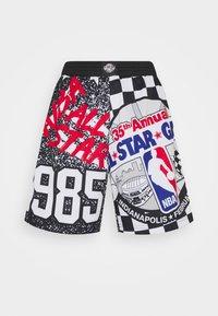 Mitchell & Ness - NBA ALL STAR ALL STAR  - Sports shorts - black - 4